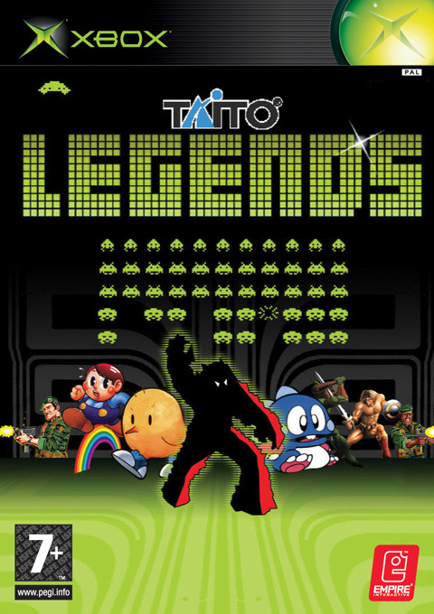 Taito Legends for Xbox