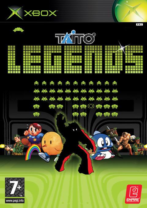 Taito Legends for Xbox