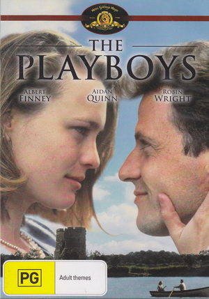 The Playboys on DVD