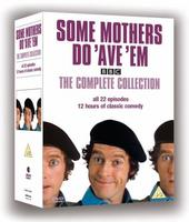 Some Mothers Do 'ave 'em - The Complete Collection Box Set on DVD