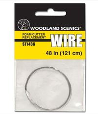 Woodland Scenics Replacement Wire 4ft