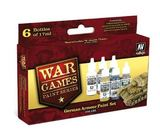 Vallejo Wargames German Armour Paint Set