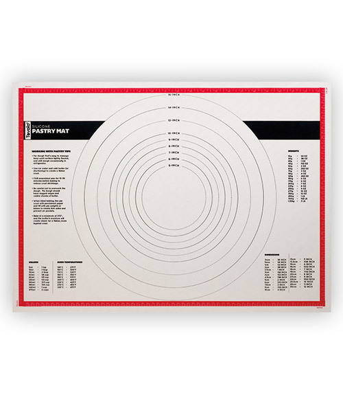 Tovolo: Silicone Pastry Mat (63.5 x 45.5cm)