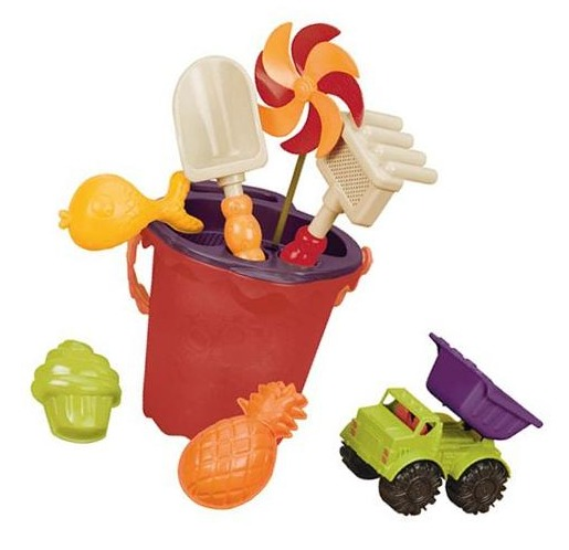 B. Sands Ahoy - Mango Bucket Playset