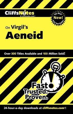 CliffsNotes on Virgil's The Aeneid by Richard McDougall