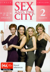 Sex And The City - Season 2 Disc 3 on DVD