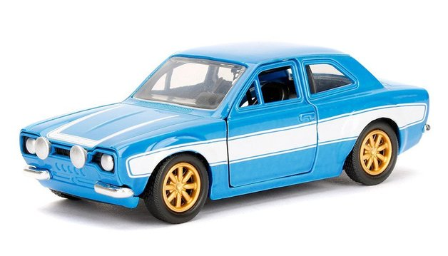 Jada 1/32 Fast & Furious Ford Escort Diecast Model