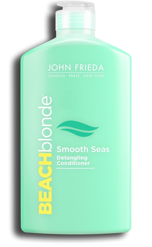 John Frieda Beach Blonde Smooth Seas Detangling Conditioner (295ml)