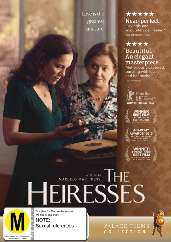 The Heiresses on DVD
