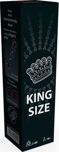 King Size - Adult Party Game