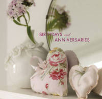 Romantic Style Birthday Book image