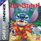 Lilo And Stitch for GBA