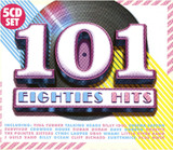 101 80's Hits (5CD) by Various