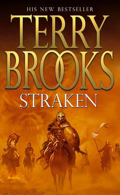 Straken (High Druid of Shannara #3) by Terry Brooks image