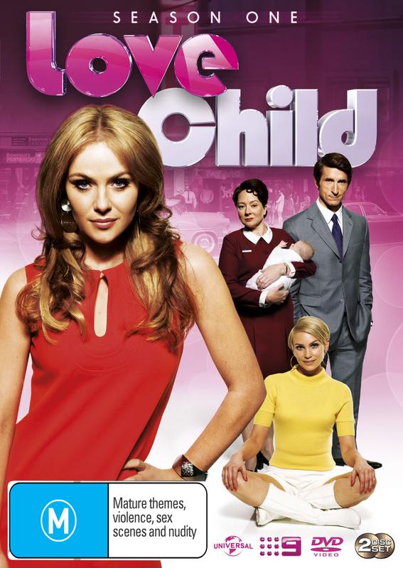 Love Child - Season One on DVD
