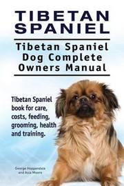 Tibetan Spaniel by George Hoppendale