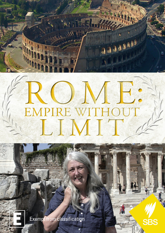 Rome: Empire Without Limit on DVD