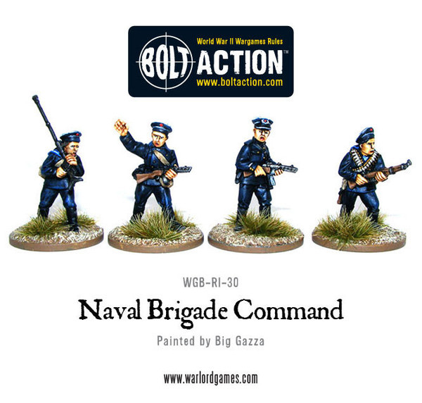 Soviet Naval Brigade Command image