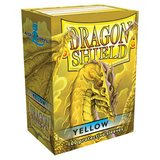 Dragon Shield Yellow Card Sleeves