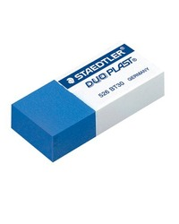 Staedtler 526BT30 Duo Eraser for Ink & Pencil