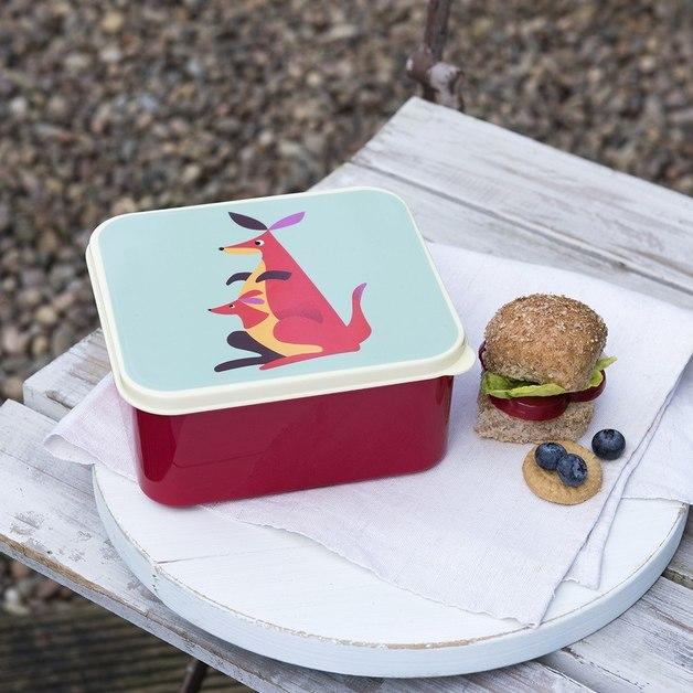 Rex Lunch Box (Kangaroo)