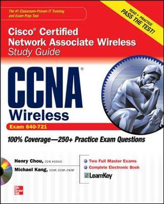 CCNA Cisco Certified Network Associate Wireless Study Guide: Exam 640-721 by Henry Chou image