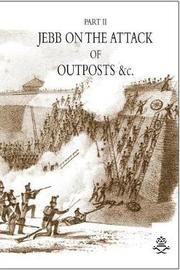 Jebb on the Attack of Outposts &C by J Jebb image