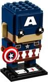 LEGO Brickheadz - Captain America (41589)