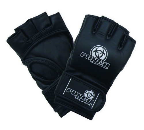 Punch: Urban MMA Gloves - Small (Black) image