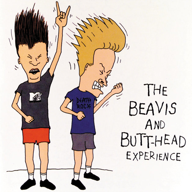 Beavis & Butt-Head Experience Original Soundtrack (LP) by Soundtrack / Various