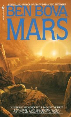 Mars by Ben Bova image