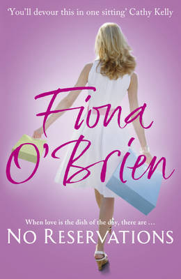 No Reservations by Fiona O'Brien