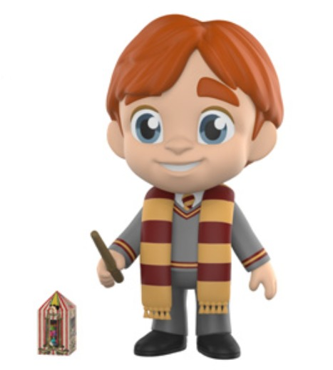 Harry Potter: Ron Weasley (with Scarf) - 5-Star Vinyl Figure