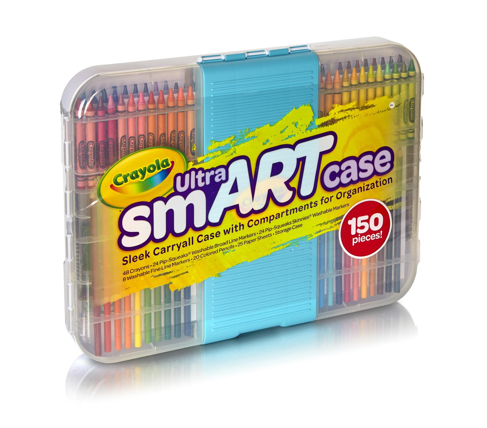 Crayola smART Case (150 pieces) image