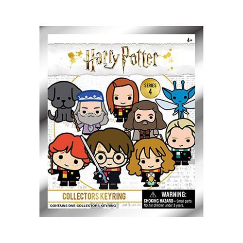 Harry Potter - 3D Figural Keychain (Series 04)