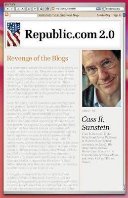 Republic.com 2.0 by Cass R Sunstein