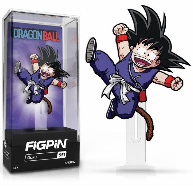 Dragon Ball: Goku (#551) - Collector's FiGPiN