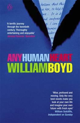 Any Human Heart by William Boyd image