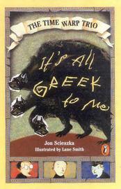 It's All Greek to ME by Jon Scieszka image