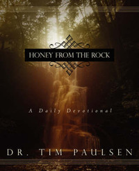 Honey from the Rock by Tim, Paulsen image