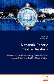 Network Centric Traffic Analysis by Jieyan Fan image