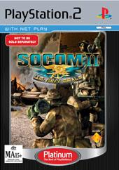 SOCOM II: U.S. Navy SEALs for PS2