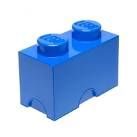 LEGO Storage Brick 2 (Blue)
