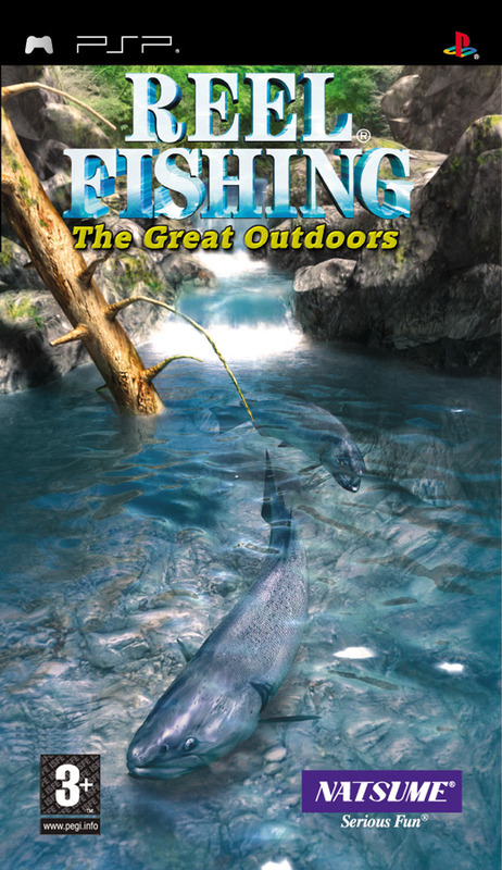 Reel Fishing: The Great Outdoors for PSP