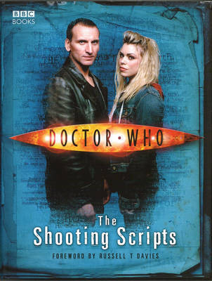 Doctor Who: Shooting Scripts by Russell T Davies