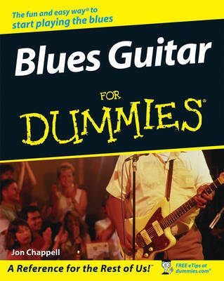 Blues Guitar For Dummies by Jon Chappell