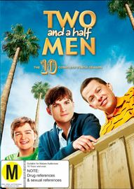 Two and a Half Men - The Complete Tenth Season on DVD