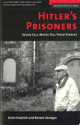 Hitler's Prisoners by Erich O. Friedrich image