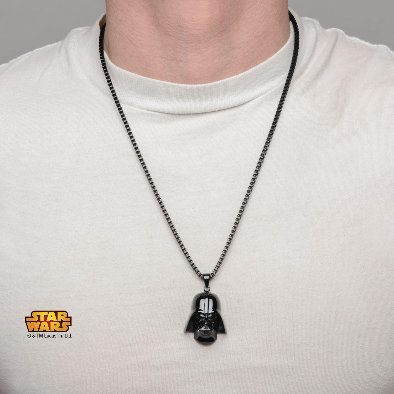 Star Wars Darth Vader Pendant Necklace image