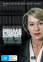 Prime Suspect 1 And 2 (2 Disc Set) on DVD